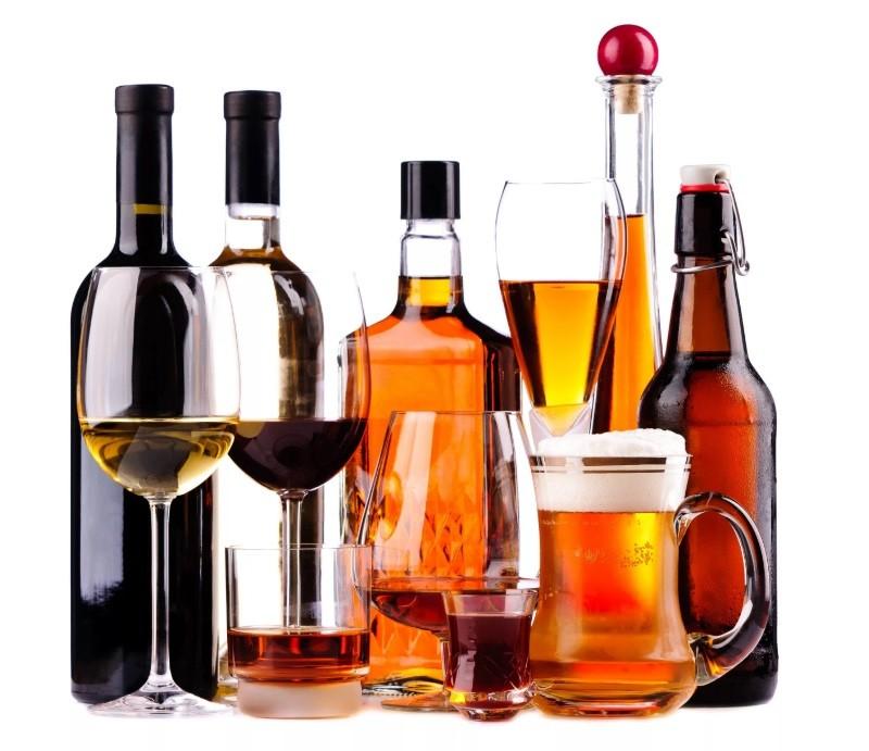 проверка алкоголя