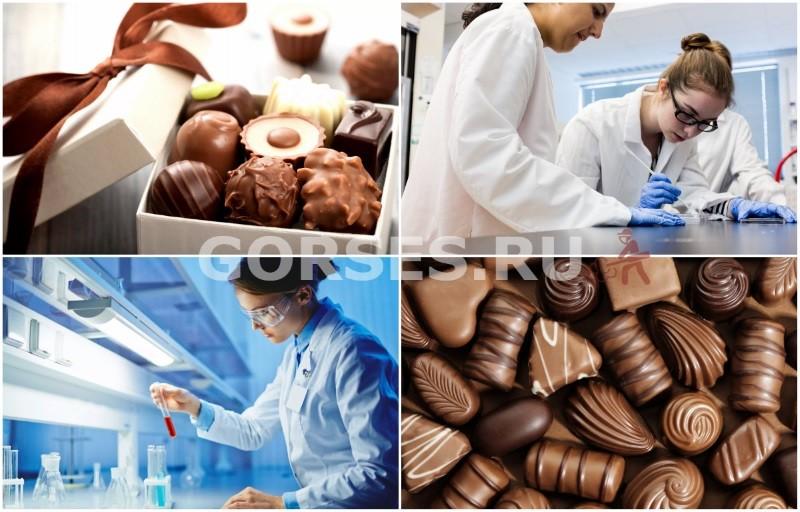 экспертиза конфет