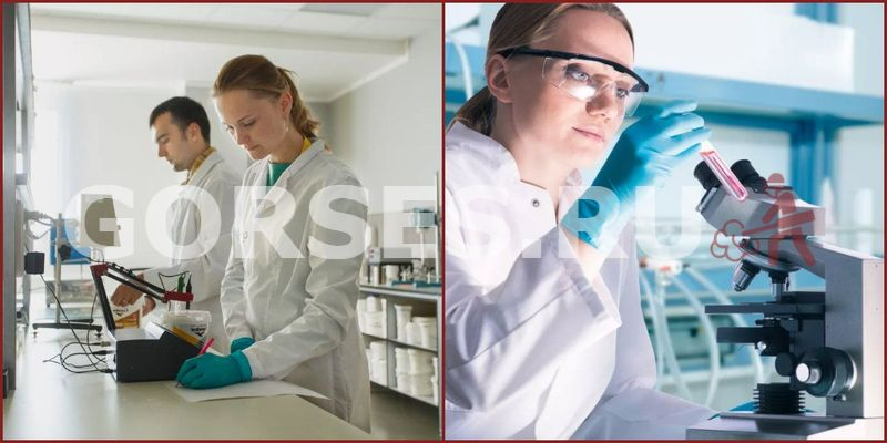 Химический и органолептический анализ Крюково