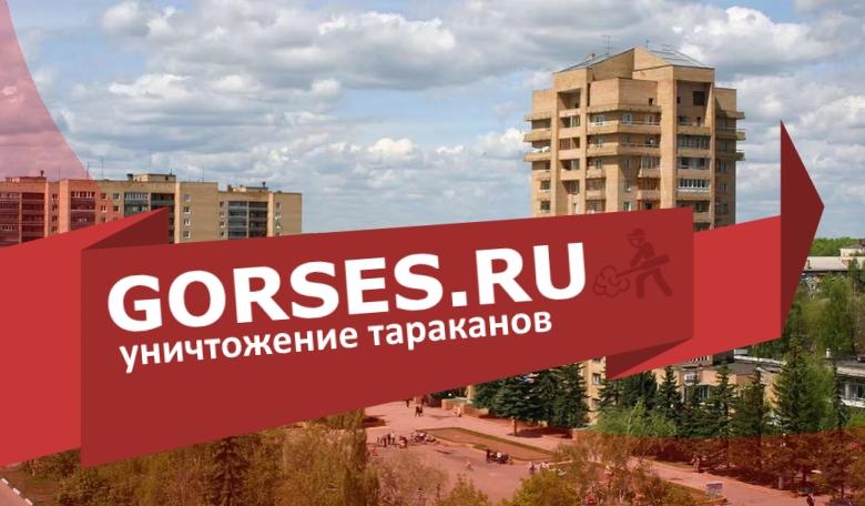 Уничтожение тараканов в Климовске