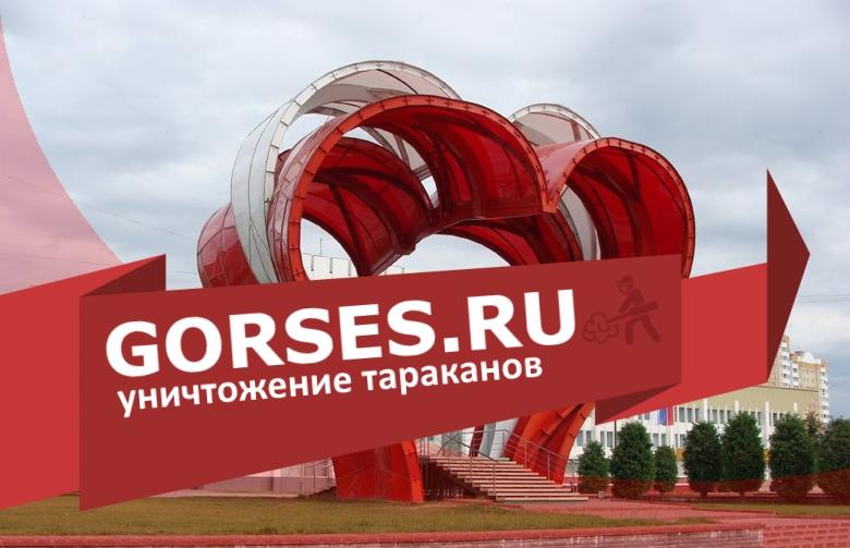 Уничтожение тараканов в Наро-Фоминске