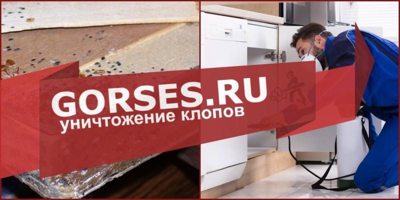 обработка клопов Краснозаводск