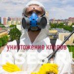Обработка и уничтожение клопов Подольск