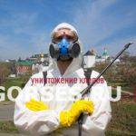 Обработка и уничтожение клопов Сергиев Посад