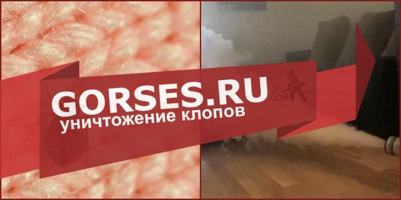 обработка клопов Сергиев Посад
