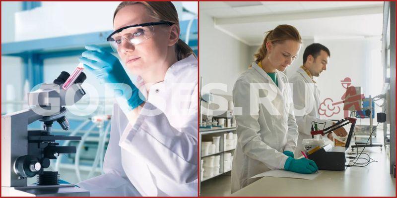 Микробиологический анализ Видное